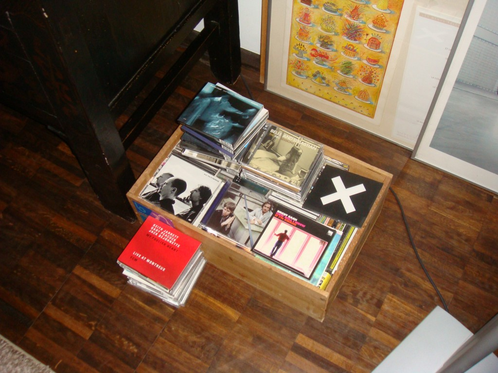 Die CD-Kiste
